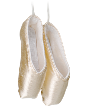 Replica to the Grishko ballet pointe shoe