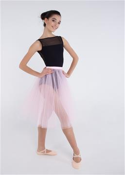 Romantic two layers chopin tutu