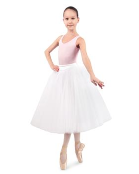 An attracive 3-layers chopin tutu for girls
