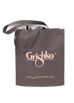 Trendy Grishko bag made of spunbond (a nonwoven fabric made from 100% pure polypropylene).