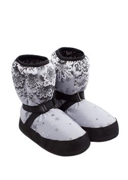 Create your Christmas mood during rehearsals with Grishko X-mas warm-up boots!