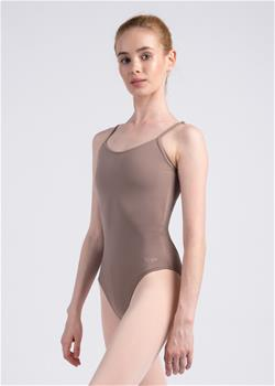 Leotard with adjustable straps