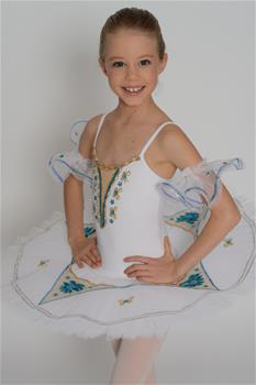 Costume  could be used for ballet parts from classical repertoire <br>