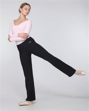 Comfortable jazz pants,polyamide micro